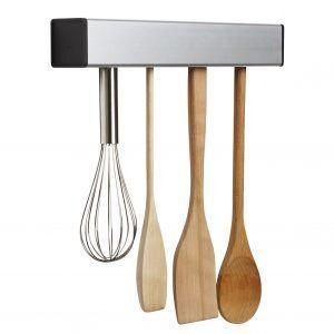 """UMBRA Поставка за кухненски прибори """"FLOAT"""" - цвят никел"""