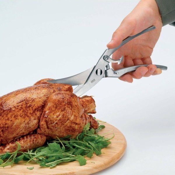 GEFU Ножица за месо с пружина