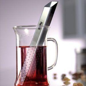 GEFU Прибор за чай SQUARE