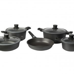 SKK Комплект съдове за готвене - 9 части
