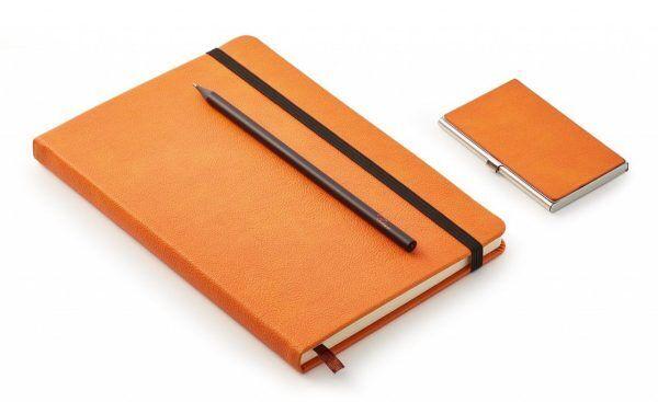 молив и визитник