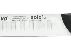 "IVO Cutelarias Оребрен карвинг нож "" SOLO"" - 20см"