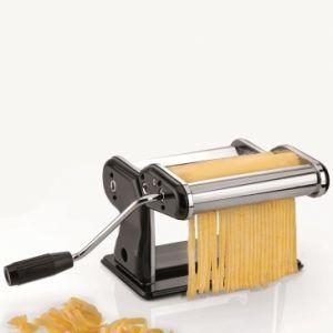 """GEFU Машинка за спагети / паста  """"PERFETTA  NERO"""" - цвят черен"""
