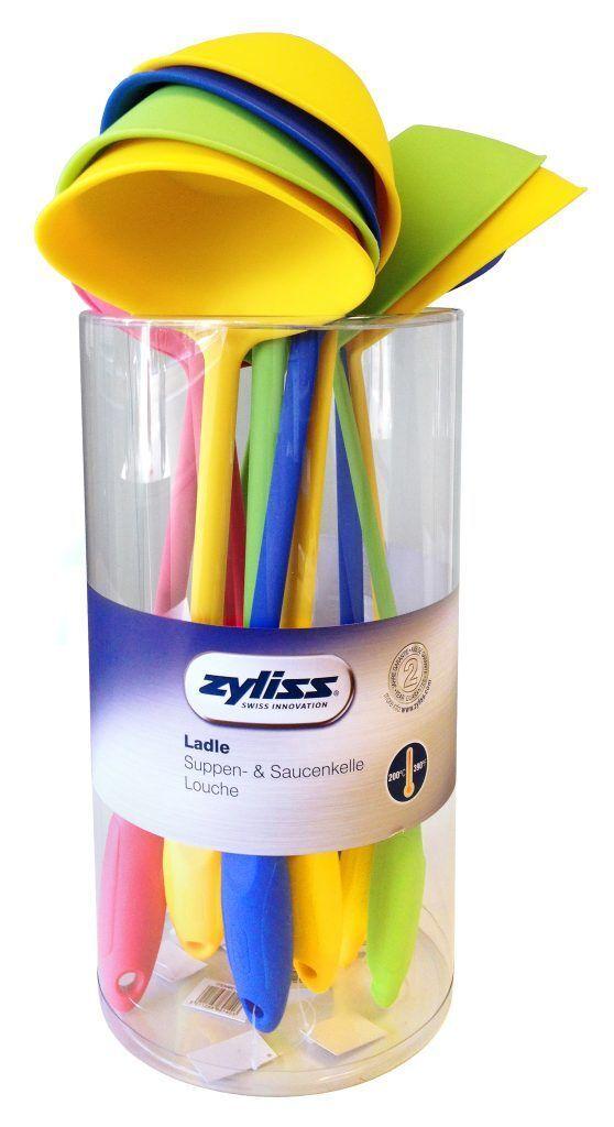ZYLISS Черпак за супа - цветен
