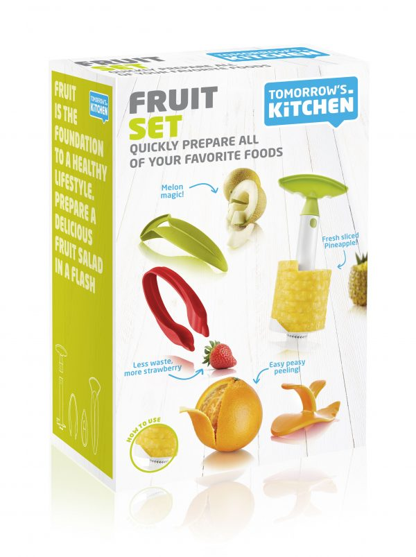 TOMORROW`S KITCHEN Сет за плодове