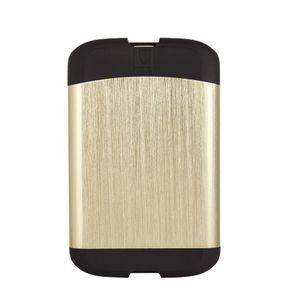 """UMBRA Визитник със защита за кредитни карти """"BUNGEE"""" - цвят златен"""