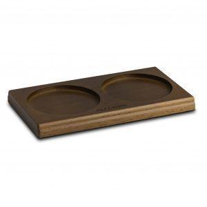 COLE & MASON Дървена поставка за мелнички