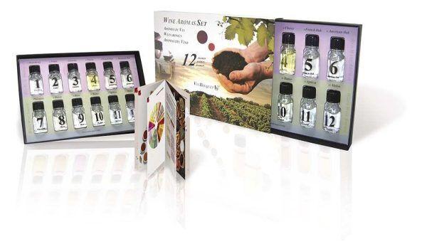 Vin Bouquet Сет от 12 аромата