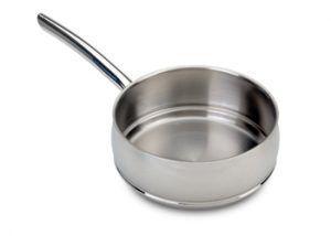 SILAMPOS Съд за готвене на водна баня -  Ø20см