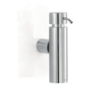 BLOMUS Диспенсър за сапун DUO - полиран - 180мл - за стенен монтаж