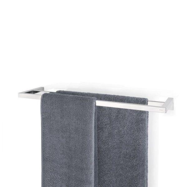 BLOMUS Двойна закачалка за кърпи MENOTO - полирана - 64 см.