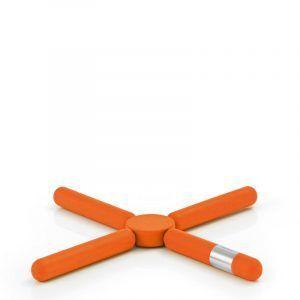 BLOMUS Сгъваема подложка за топли съдове KNIK- оранжева