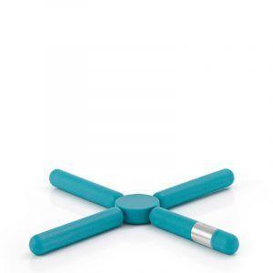 BLOMUS Сгъваема подложка за топли съдове KNIK - синя