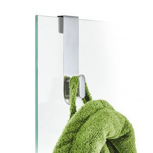 BLOMUS Закачалка за врата или душ кабина AREO - мат