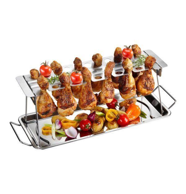 GEFU Комплект за приготвяне на пилешки бутчета BBQ