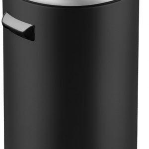 "EKO Кош за отпадъци с педал  ""BELLE DELUXE""- 20 литра - черен"