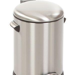 "EKO Кош за отпадъци с педал  ""BELLE DELUXE""- 5 литра - мат"