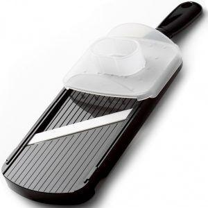 KYOCERA Ренде с керамично острие и с регулиране - черно - 8 см.