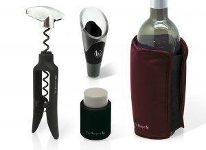 "Vin Bouquet Сет аксесоари за вино ""ROYAL"" - 4 части"