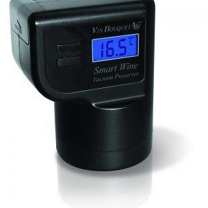 """Vin Bouquet Електрическа вакуум помпа с термометър """"SMART WINE"""""""