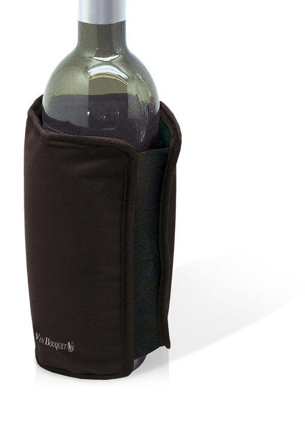 Vin Bouquet Охладител за бутилки  - цвят черен