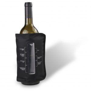 Vin Bouquet Охладител за бутилки с термометър