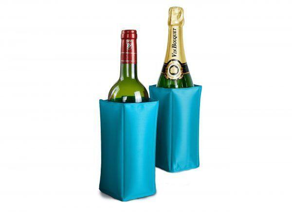 Vin Bouquet Охладител за бутилки - син
