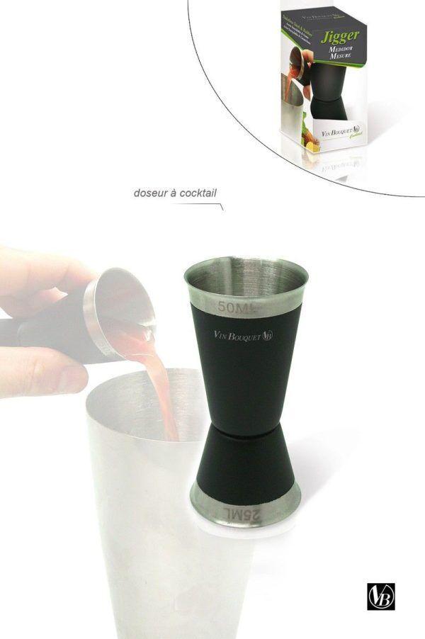 Vin Bouquet Професионална доза за течности  25/50 мл.