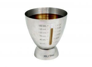 Vin Bouquet Голяма стоманена доза за течности 30/180 мл.