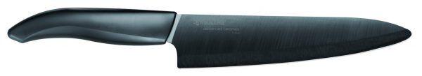 KYOCERA Керамичен нож с черно острие - FK-180-BK