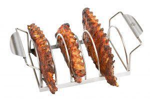GEFU Стойка за приготвяне на ребърца BBQ
