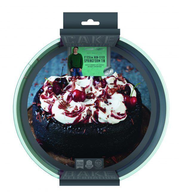 JAMIE OLIVER Кръгла форма за торта - Ø 23см;