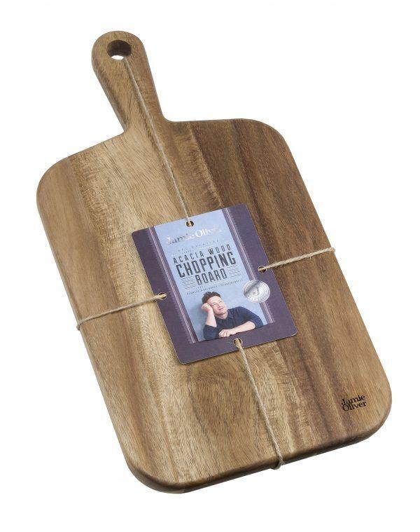 JAMIE OLIVER Дъска за рязане от акация - малка