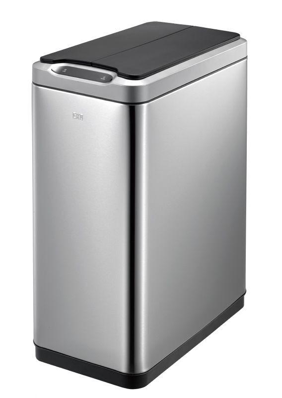 """EKO Сензорен кош за отпадъци """"PHANTOM"""" -  45 литра - мат"""