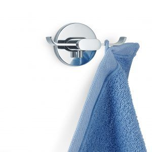 BLOMUS Двойна закачалка за кърпи AREO - полирана
