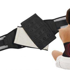 CASADA Ортопедичен колан / корсет Self Heating Belt - размер M