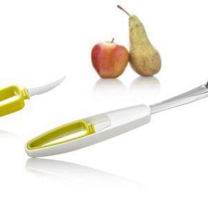 TOMORROW`S KITCHEN Прибор за ябълки с ножче
