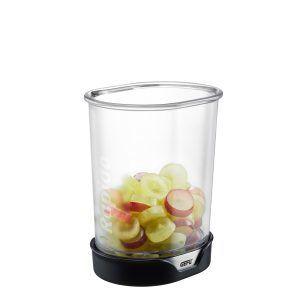 """GEFU Резачка за плодове и зеленчуци с контейнер """"RAPIDO"""""""