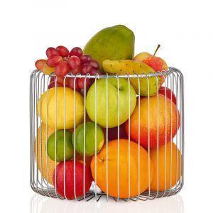 BLOMUS Стоманена фруктиера ESTRA - Ø 25 см