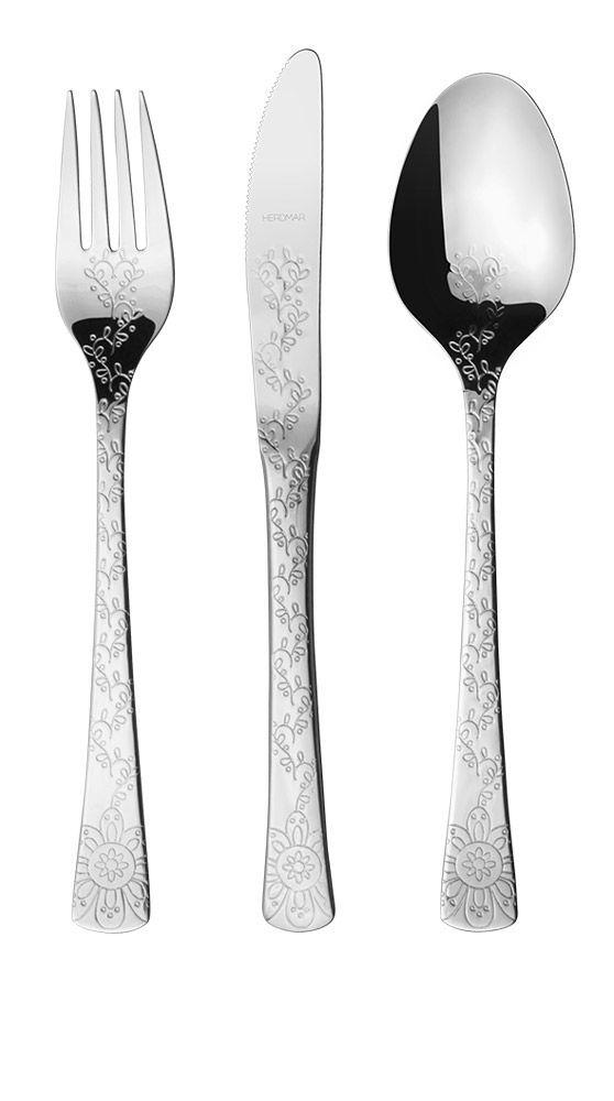 "HERDMAR Комплект прибори за хранене  ""NAMISH""- 130 части"
