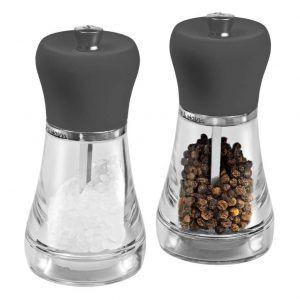 """COLE&MASON Комплект мелнички за сол и пипер """"NAPOLI"""" - 12 см."""