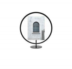 """UMBRA Рамка за снимки """"INFINITY"""" - черен цвят - 13х18см"""