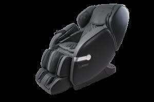 """CASADA Масажен стол """"BETASONIC II"""" с антистрес система Braintronics®  - цвят сив / черен"""