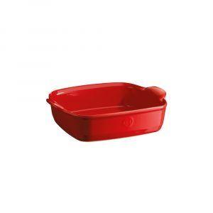 8 л - 22 х 22 см -  цвят червена