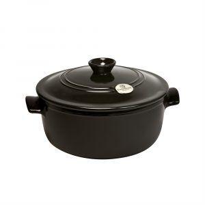 3 л - Ø 28 см - цвят черен