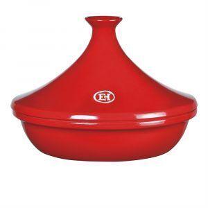 голям - Ø 32 см - цвят червен