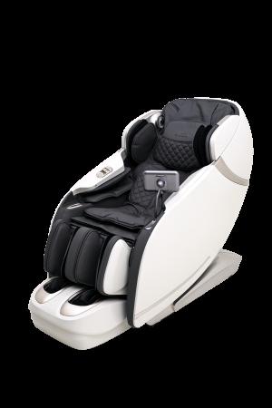 """CASADA Масажен стол """"SKYLINER II"""" с антистрес система Braintronics® - цвят сиво/бяло"""